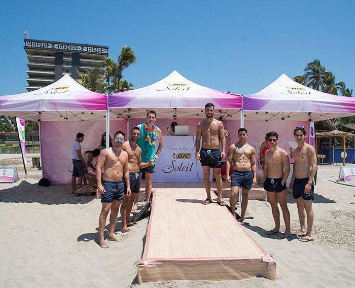 BIC Soleil - Acapulco 2016