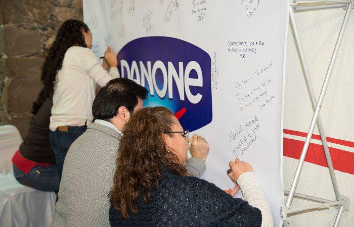 Danone - Convención FDV